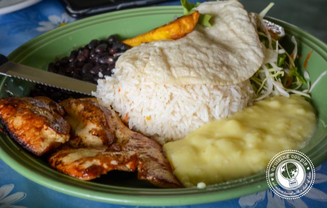 Typical Costa Rican Food
