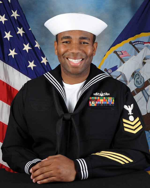 EM1(SW) Desmond C. Johnson - USS Dewey (DDG 105) 2013 Sailor Of the Year Finalist