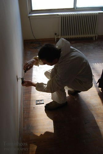 Electrician - Home Renovations