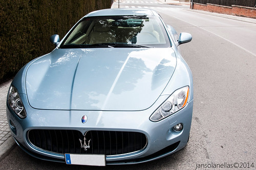 Maserati rentals Turin