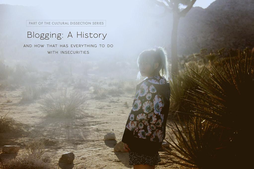Blogging - A History
