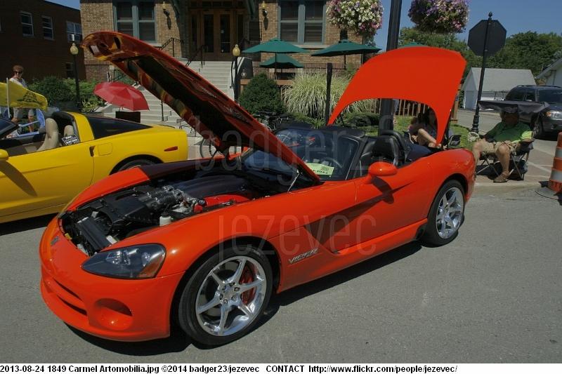 2013-08-24 1849 Carmel Artomobilia | Hundreds of cars both o… | Flickr