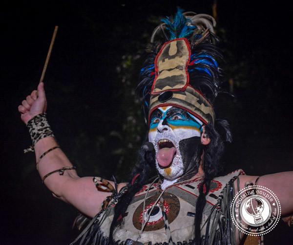 Rhythms of the Night Mayan Performance