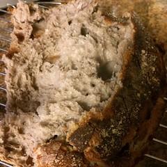 Chestnut Flour Pain de Campagne 1