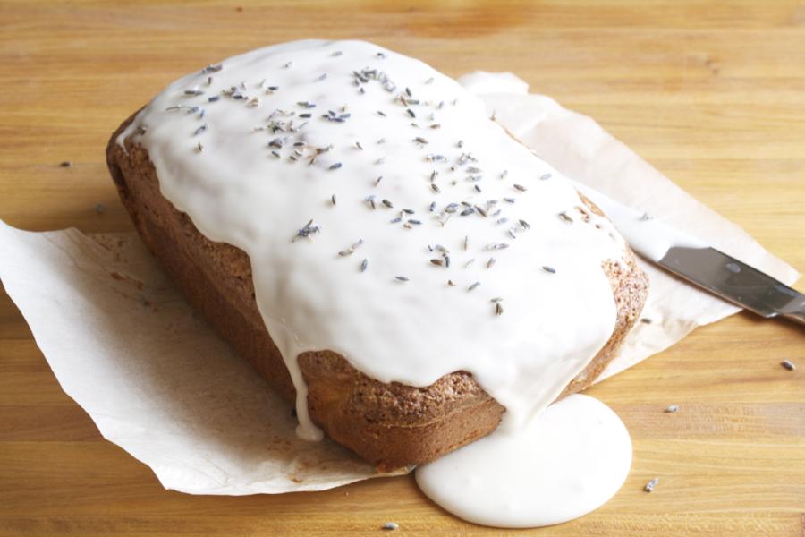 Iced Lemon Pound Cake Recipe From Scratch