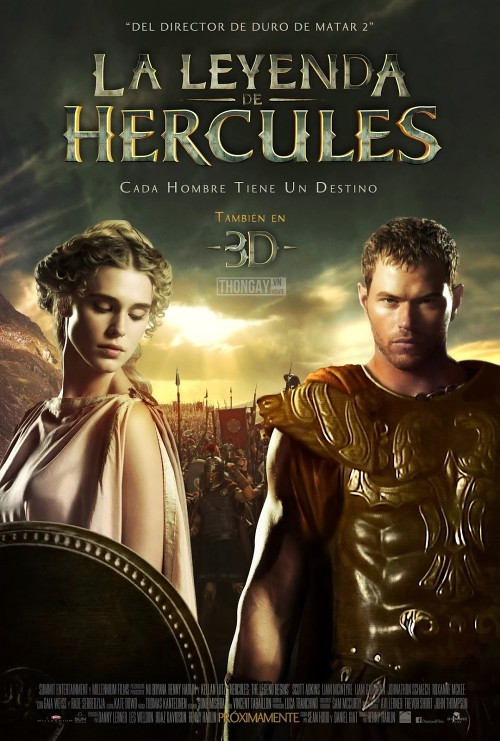 Phim Huyền Thoại Hercules - The Legend Of Hercules
