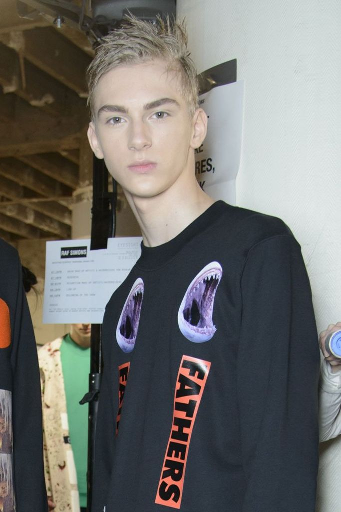 Dominik Sadoch3061_25_FW14 Paris Raf Simons_Yannick Abrath(fashionising.com)