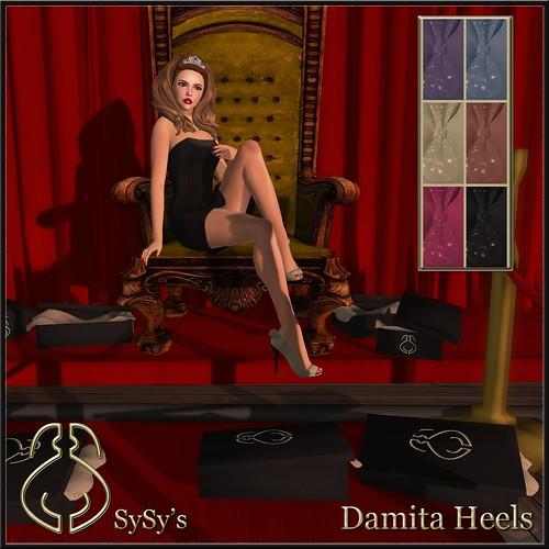 SYSY's-DamitaHeelsFitforaPrincess-FINALposter