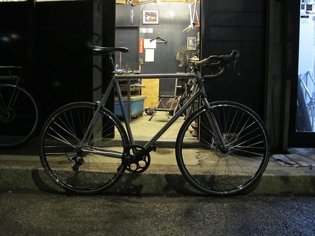 DIK's Messenger bike
