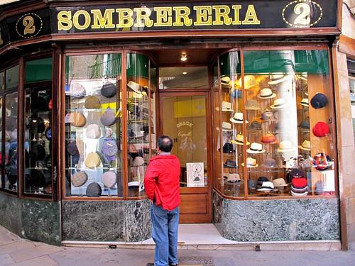Sombreria_Barcelona