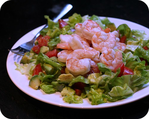 Shrimp Ceviche Salad