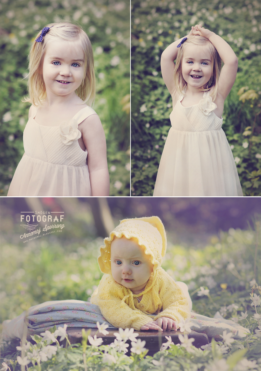 Children Spring photosession