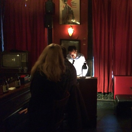 KGB Bar Reading- May 2014