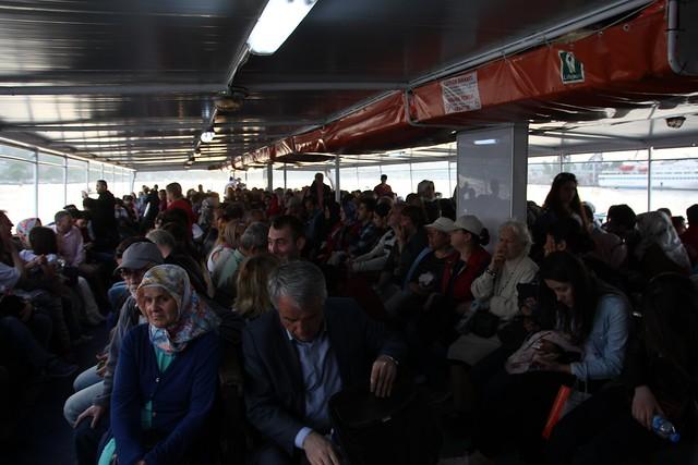 230 - Ferry a Üsküdar