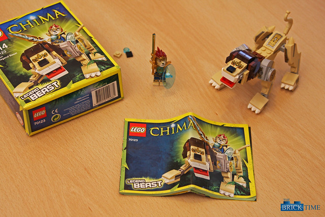 LEGO Legends of Chima 70123