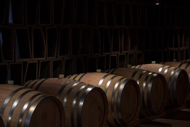 Antinori Wine Casks