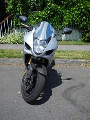 Suzuki. Michelin Pilot Power.