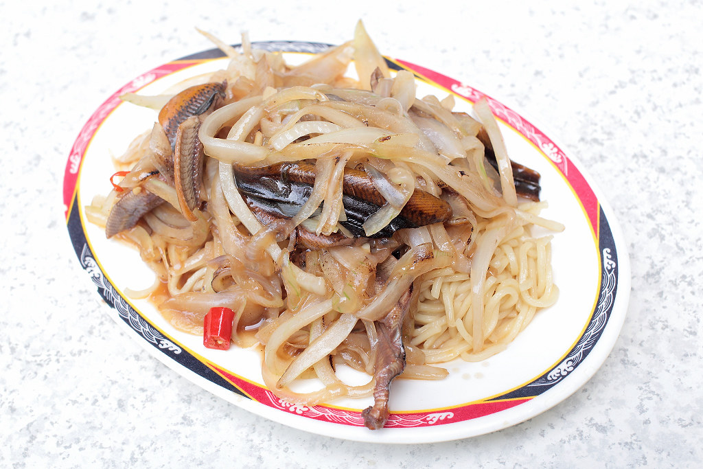 20140518-2萬華-老正牌炒鱔魚 (4)