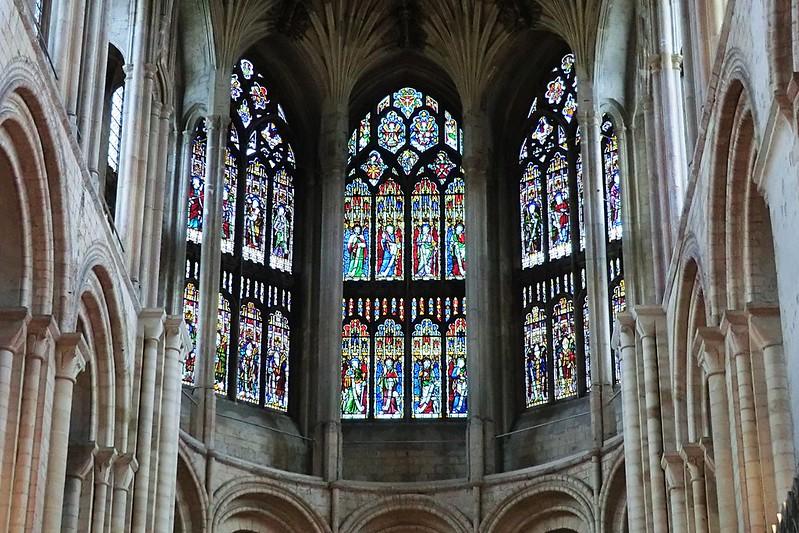 Ambulatory, Norwich Cathedral