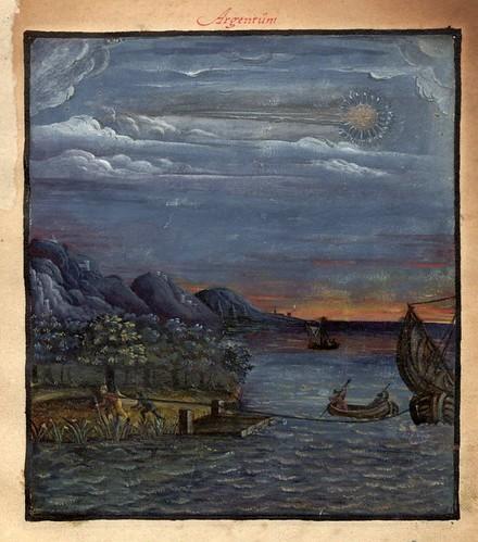 003-Argentum en el signo de Jupiter-Kometenbuch -1587-Universitätsbibliothek Kassel