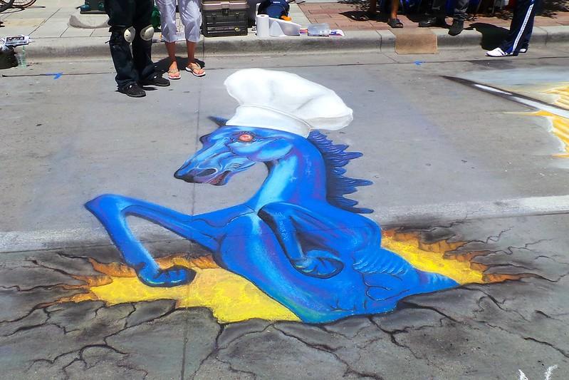 Chalk Art Festival - 32