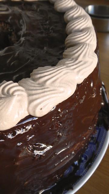 Chocolate Chiffon Cake 27