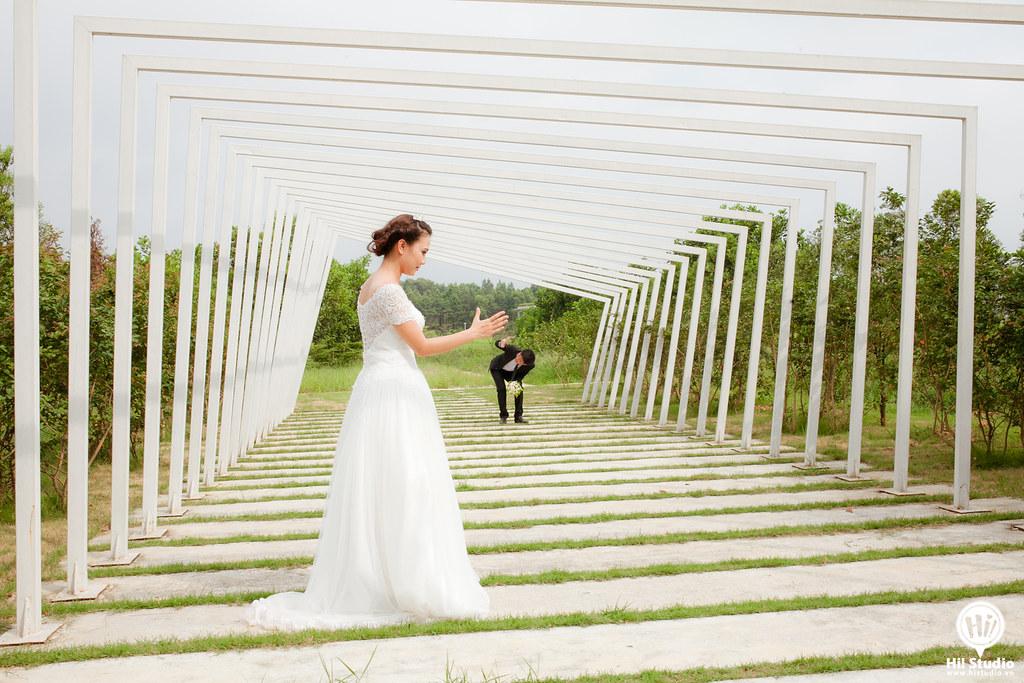Ảnh cưới Flamingo Đại Lải - Minh Đức & Anh Tú