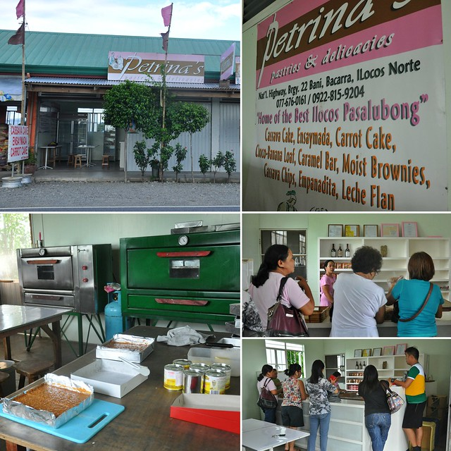 Petrina's Pastries and Delicacies