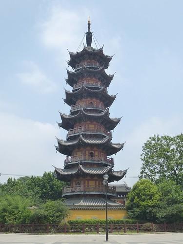 Shanghai-J3-Jing'an Temple (1)