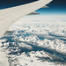 Greenland from 40,000 Ft. by LiamEvanSimmons