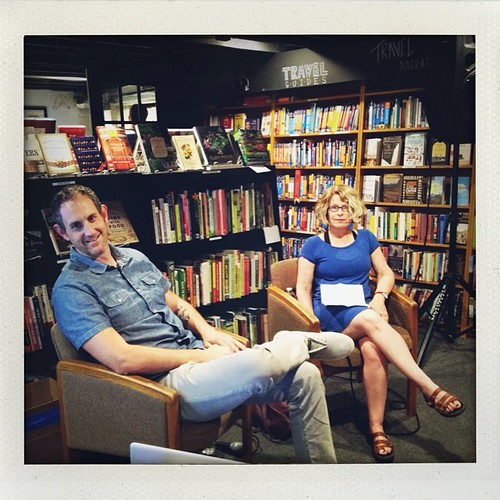 Ryan & Leslie - Open Book Project at Literati