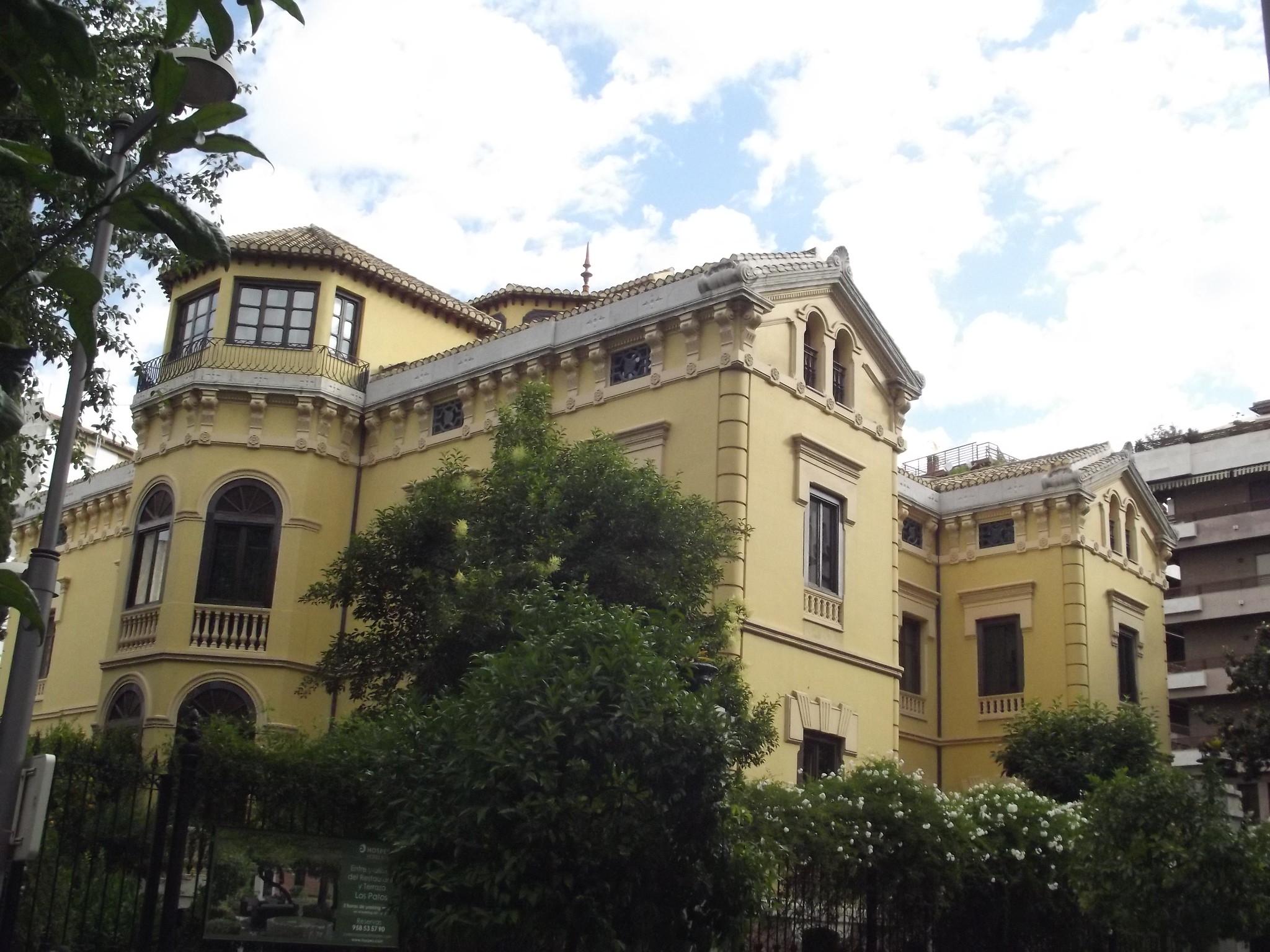 Hotel hospes palacio de los patos calle recogidas grana - Hotel hospes palacio de los patos ...