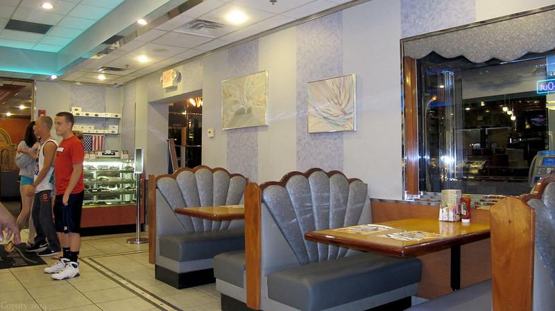 Alexis Diner interior