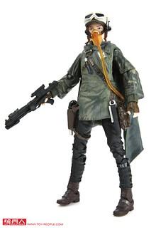 孩之寶 - 《星際大戰》黑標系列:維修機器人禮盒組/ 琴厄索情境組