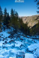 Cascata Ghiacciata, Aymavilles
