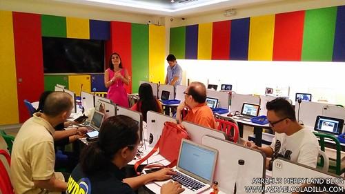 iCreate Cafe Manila