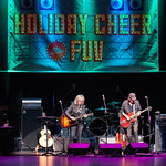 Tue, 29/11/2016 - 7:41pm - Holiday Cheer for FUV, WFUV Public Radio in New York City. Amos Lee & Friends, with Lucinda Williams, Corinne Bailey Rae and The Record Company. The Beacon Theatre, 11/30/2016. Photo by Gus Philippas.