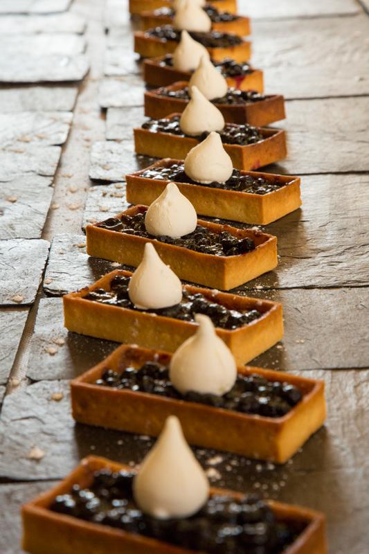 Portes Ouvertes Grisard dessert