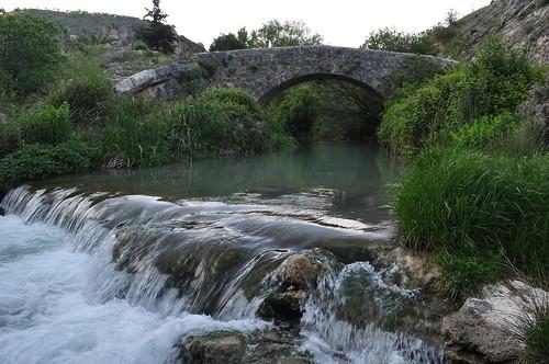 113. Puente romano Colomera.