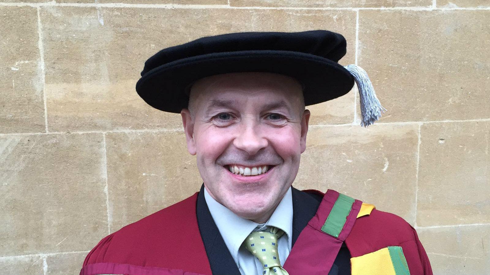 Dr Brian Melaugh