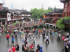 Yuyuan Garden and the Shanghai City God Temple Mall