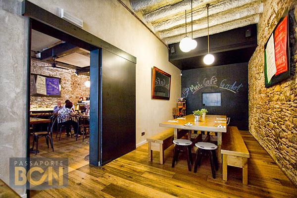 Café Godot, Barcelona