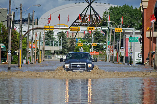 Calgary Flood of 2013