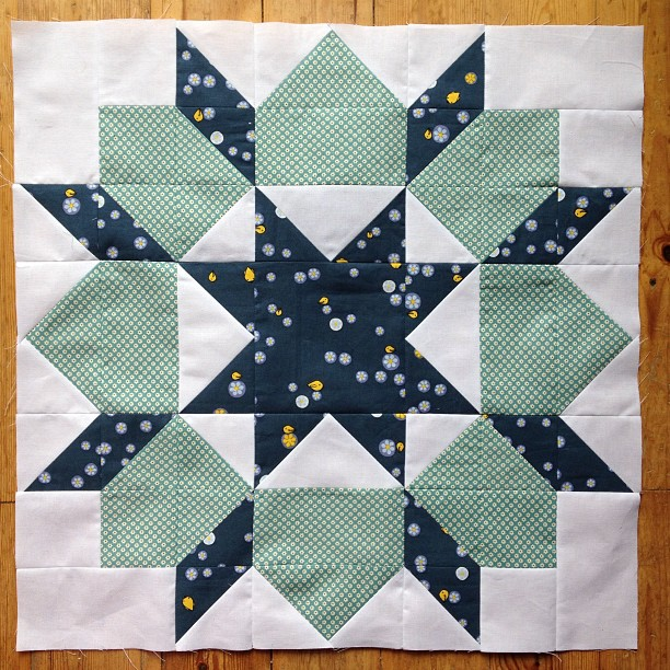 I'm swooning over my #Swoon  adore this block! 1 down, 8 to go. #swoon2013 Will you join me??? @croskelley