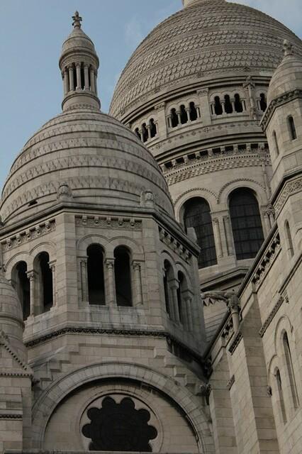 Montmartre: basilica del Sacre Coeur