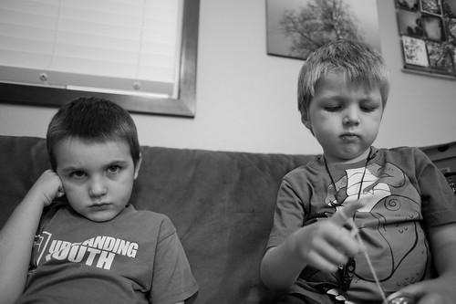 Grumpy Thugs