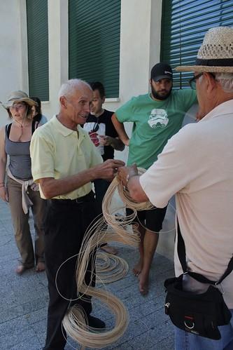 Cazadores de Luz _ Cestería _ Fundación Cerezales