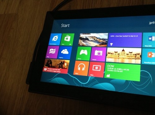 Nokia tablet RT