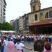 Procesión de la Virgen del Carmen Santurtzi