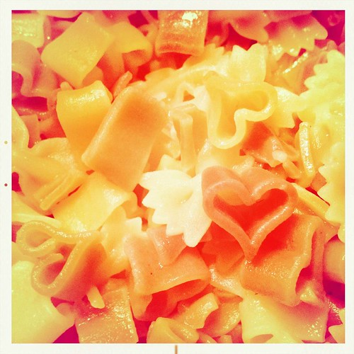 Sweetheart Pasta by Heather Says